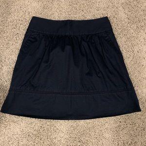 Black Mini Skirt from Ann Taylor Loft - Size 0
